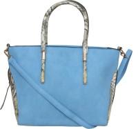 Saffron Craft Shoulder Bag(Blue)