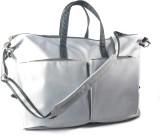 Harp Hand-held Bag (Silver)
