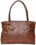 BUTTERFILES Shoulder Bag (Brown)