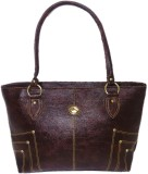 Belle Messenger Bag (Brown)