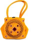 Belladona Hand-held Bag (Yellow)