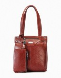 Aadi And Sons Shoulder Bag (Brown)