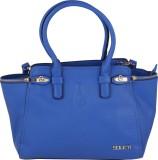 Soleti Hand-held Bag (Blue)