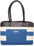 Dressberry Shoulder Bag (Blue, White)
