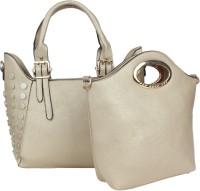 Saffron Craft Hand-held Bag(Multicolor)