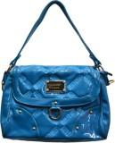 Zikha Hand-held Bag (Blue)