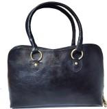 Pranjali Hand-held Bag (Black)