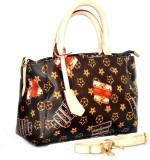 Bags Craze Tote (Brown)
