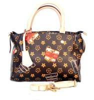 Frosty Fashion Shoulder Bag(Brown)