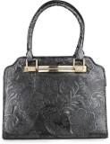Do Bhai Hand-held Bag (Black)