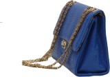 FAMOSO Hand-held Bag (Blue)