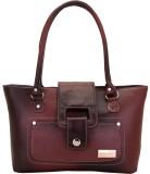 Solester Shoulder Bag (Maroon)