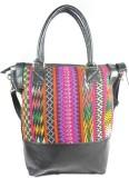 Harp Hand-held Bag (Multicolor)