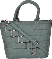 Violet Hand-held Bag(GREEN)