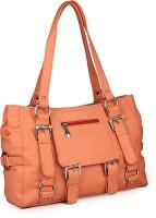 CLASSICFASHION Shoulder Bag(PEACH (8 RING))
