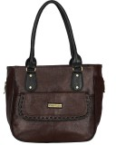 Fantosy Hand-held Bag (Brown)