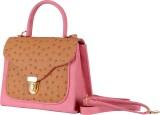 Fashnopolism Shoulder Bag (Pink)
