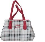 MH Messenger Bag (White, Multicolor, Pin...