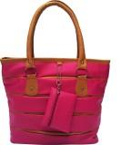 Vintage Messenger Bag (Pink)