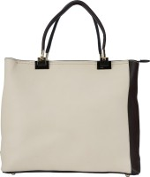 AND Tote(BEIGE / BROWN)