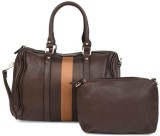 Clublane Shoulder Bag (Brown)