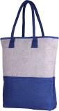 Jute Tree Shoulder Bag (Blue)