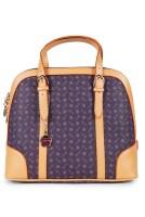 Urban Stitch Hand-held Bag(Purple)