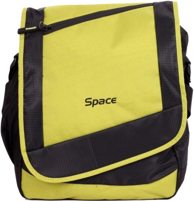 Space Messenger Bag