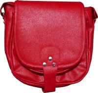 Stylon Shoulder Bag(Red)