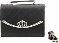 Skyline Hand-held Bag(Black)