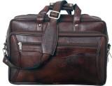 Green Hide Messenger Bag (Brown)