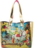 The House of Tara Shoulder Bag (Multicol...