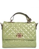 Urban Stitch Messenger Bag (Green)