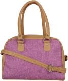 MGG Hand-held Bag (Tan, Purple)