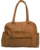 Alice Shoulder Bag (Tan)