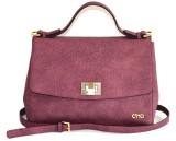 Ccha Shoulder Bag (Maroon)