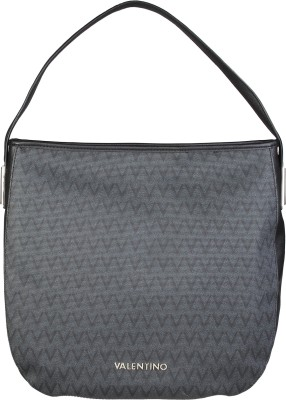 MARIO VALENTINO Hand-held Bag(Grey) at flipkart