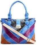 Liza Messenger Bag (Multicolor)