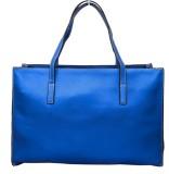 Heels & Handles Shoulder Bag (Blue)