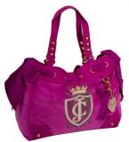 Juicy Couture Hand-held Bag (Pink)
