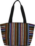 Anekaant Shoulder Bag (Black, Multicolor...