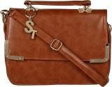STB Bags Satchel (Brown)