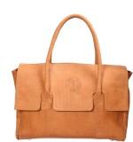 Kern Hand-held Bag (Beige)