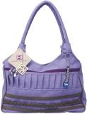 Fashion Knockout Shoulder Bag (Purple)