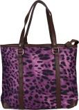 Jolie Shoulder Bag (Purple, Black)