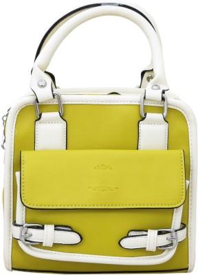 Heels & Handles Hand-held Bag(Yellow)