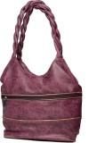 Pentafive Hand-held Bag (Purple)