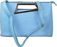 Hydes Hand-held Bag(Blue)