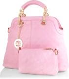 Tanishka Exports Shoulder Bag (Pink)