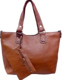 BUTTERFILES Messenger Bag (Brown)